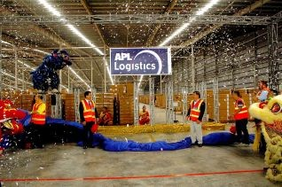 TBS Logistics and APL Logistics Inaugurate APL's Largest SE Asian Warehouse